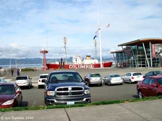 Image, 2009, Columbia River Maritime Museum, click to enlarge