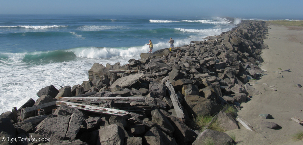 Related keywords suggestions for south jetty for Jetty fishing oregon