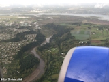 Image, 2010, Sandy River, from airliner