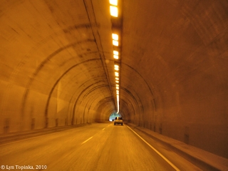 Image, 2010, Toothrock Tunnel, Oregon, click to enlarge