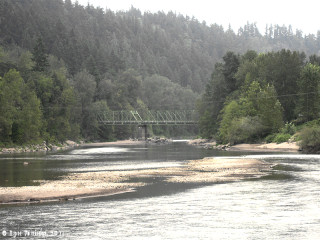 Image, 2011, Sandy River, Troutdale, Oregon, click to enlarge