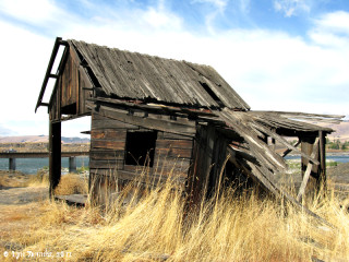 Image, 2011, Gulick Homestead, The Dalles, Oregon, click to enlarge