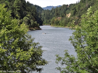 Image, 2011, White Salmon River, click to enlarge