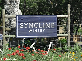Image, 2012, Syncline Winery, Lyle, Washington, click to enlarge
