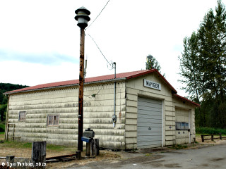 Image, 2012, Mayger, Oregon, click to enlarge