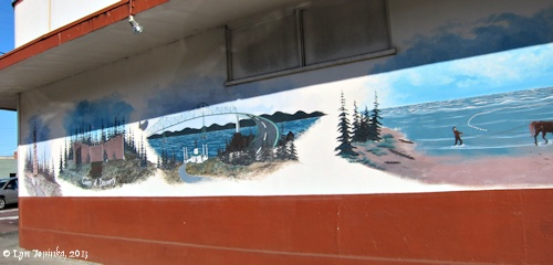 Image, 2013, Astoria mural, click to enlarge