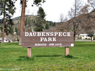 Image, 2013, Daubenspeck Park, Bingen, Washington, click to enlarge