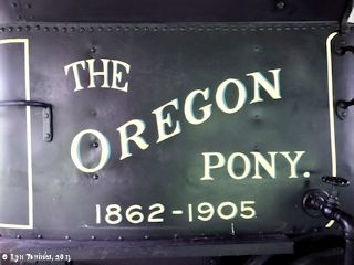 Image, 2013, Oregon Pony, click to enlarge