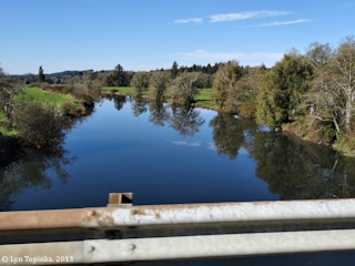 Image, 2013, Grays River, Washington, click to enlarge