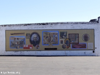 Image, 2013, The Dalles mural, click to enlarge