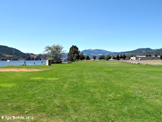 Image, 2014, Sailboard Park,  Bingen, Washington, click to enlarge
