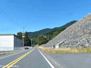 Image, 2014, Road at Swift Powerhouse No.2, Washington, click to enlarge