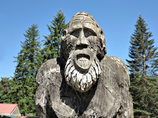 Image, 2015, Sasquatch, Cougar, Washington, click to enlarge