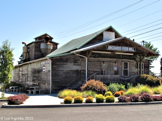 Image, 2015, Orchards Feed Mill, Orchards, Washington, click to enlarge