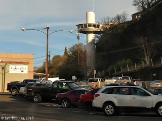 Image, 2015, Oregon City Municipal Elevator, Oregon City, Oregon, click to enlarge