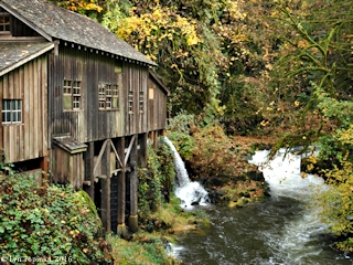 Image, 2016, Cedar Creek Grist Mill, click to enlarge