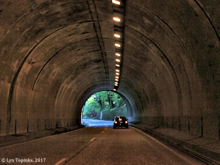 Image, 2017, Toothrock Tunnel, Oregon, click to enlarge