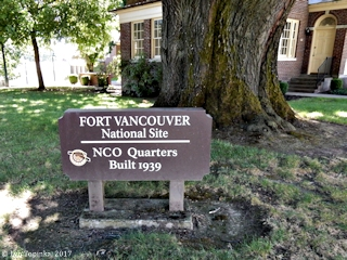 Image, 2017, Vancouver Barracks, Vancouver, Washington, click to enlarge